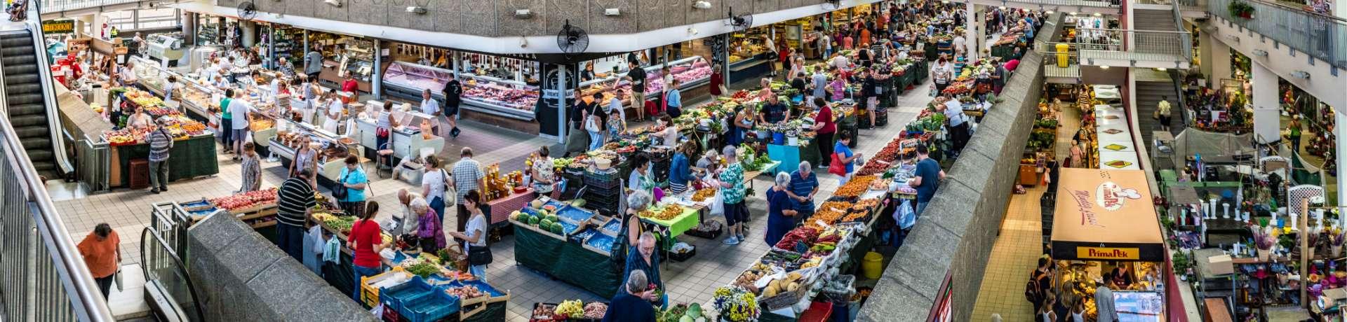 A piacok működése a koronavírus idején