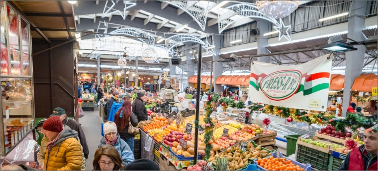 A bosnyák téri vásárcsarnok története