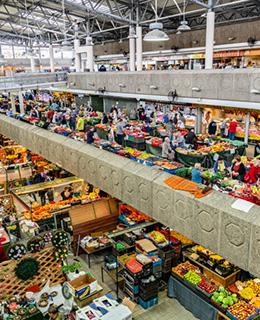 Fehérvári úti Vásárcsarnok – A felhasználóbarát piac